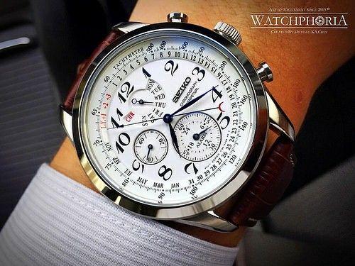 Seiko Perpetual Calendar Watches For Men Seiko Watches