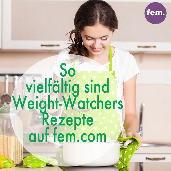 Hier findest du viele leckere Rezepte für deine Weight-Watchers-Diät.