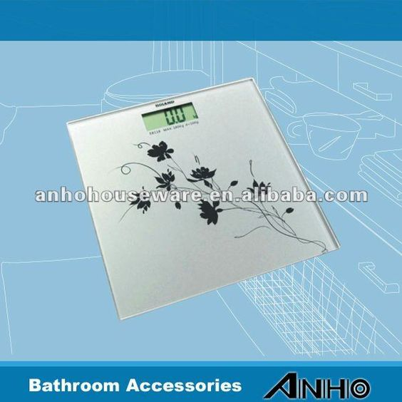 Electronic bathroom scale , A good choice to weigh on. The ever best in #Florida, #USA.