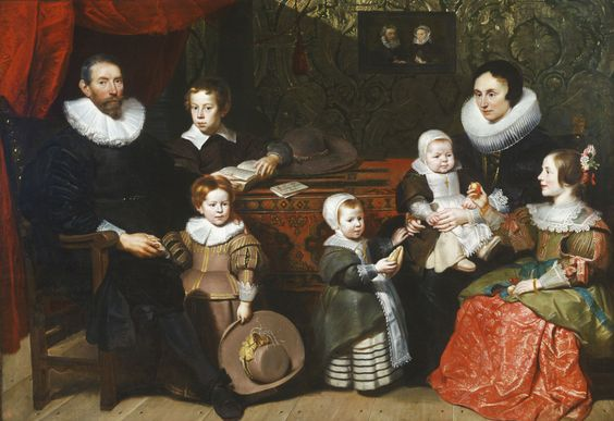 Philadelphia Museum of Art - Collections Object : Portrait of Anthony Reyniers and His Family