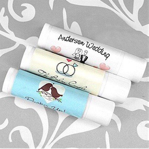 His /& Her Gifts Favors for Wedding Personalized Favors Organic Gifts Custom Favors Personalized WEDDING FAVORS Organic Lip Balm