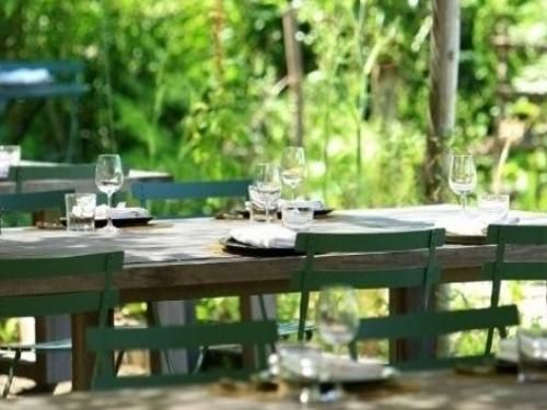 Camargue Restaurant La Chasagnette Organic Produce From Their Own Gardens