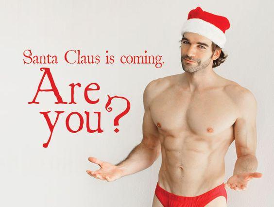 Risultati immagini per Santa claus gay