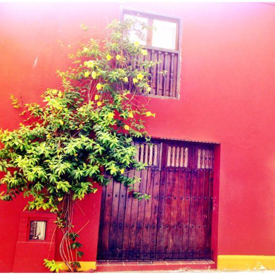 Ciudad Amurallada @Cartagena / Colombia