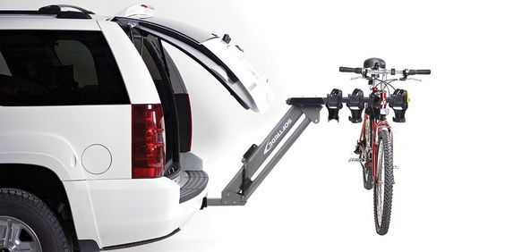 Softride Dura Assist Hitch-Mounted Bike Rack