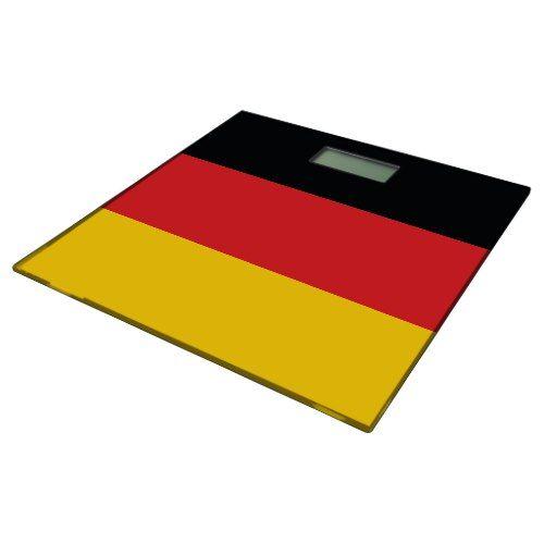Flag Of Germany Bathroom Scale Zazzle Com Germany Flag Bathroom Scale Personalized Custom