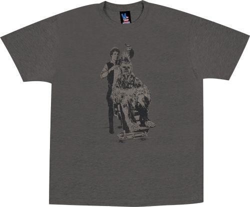 Hair Cut Chewbacca T-Shirt