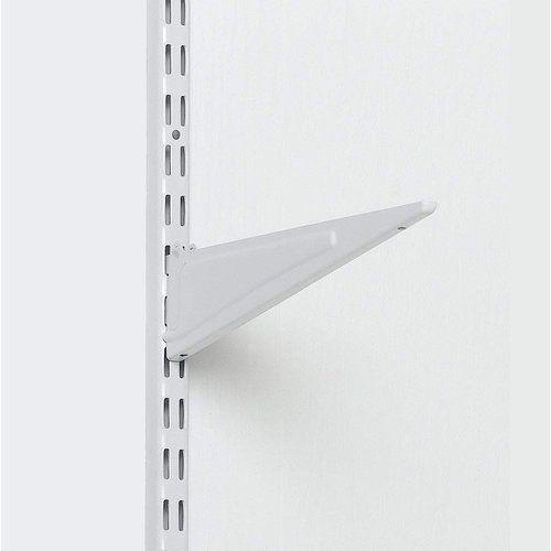 Closetmaid Shelf Support Bracket In 2020 Shelf Support Brackets Shelf Supports Adjustable Shelving