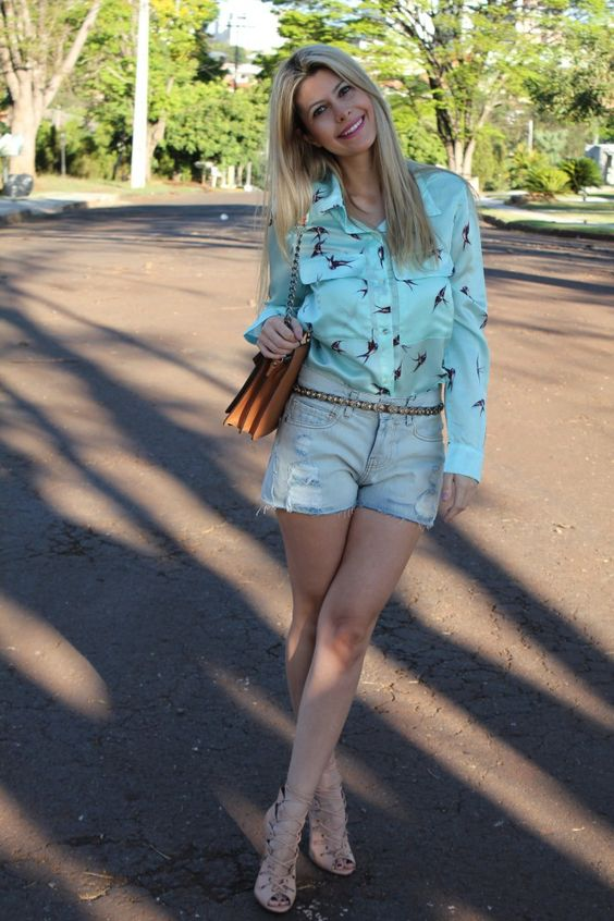 Look – Bird Shirt