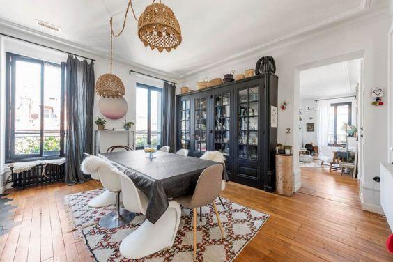 Apartment in Lyon by Alexandra Tamburini (9)