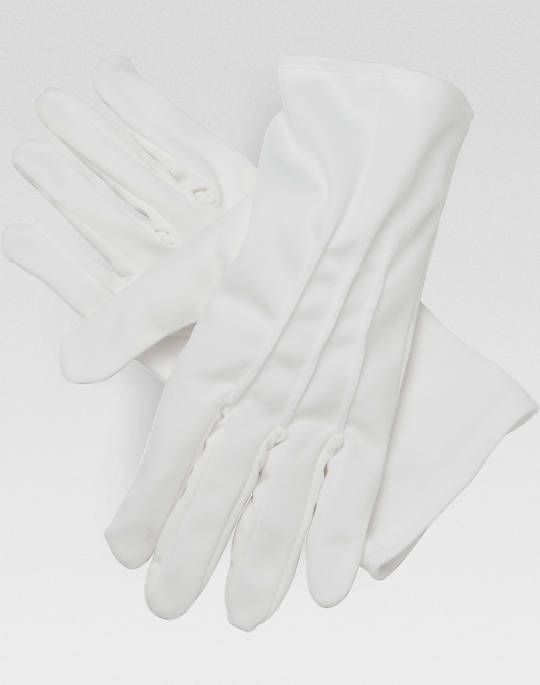White Formal Gloves - Mettaton Cosplay - Pinterest - Clothes ...