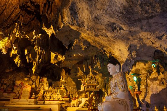 Come explore Pindaya with Thahara and delve deeper into the history and culture of Myanmar while you stay high up in the Shan mountains.  The Pindaya Caves are one of the main reasons visitors come to this part of Myanmar.  With thousands of Buddhist images being located here, it's not hard to see why it's so popular.