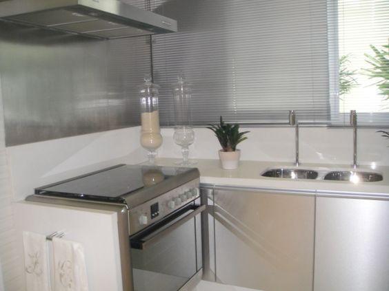 Cozinha Prata