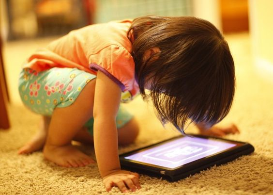 """iPads Changing the Way Children Learn Today    """"The learning and cognitive development made possible by tablets is much more 'natural,' more in keeping with the evolutionary-driven development of young minds because it is so much less dependent upon cognitive skills that the youngest children have not yet developed (e.g., advanced verbal abilities)."""""""