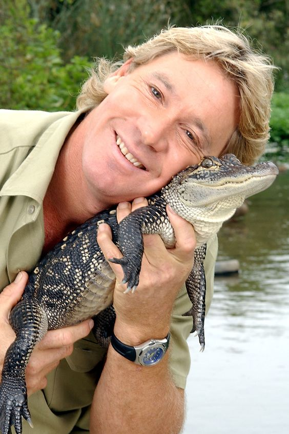 Steve Irwin (The Crocodile Hunter) was such a wonderful human being. Take a look at his legacy through this photo gallery.