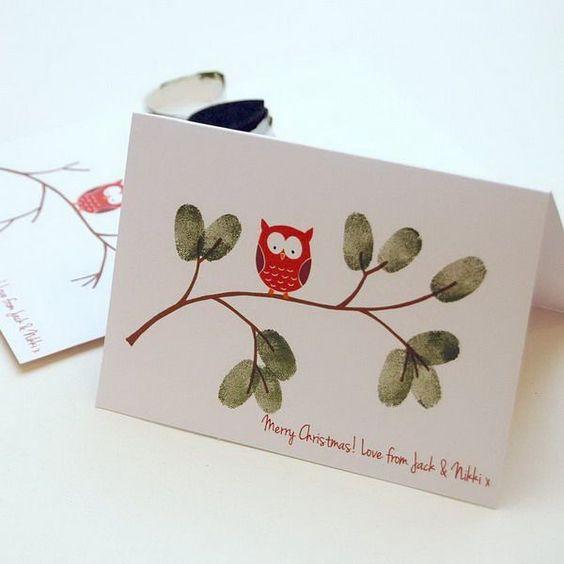 Homemade christmas cards homemade christmas and for Creative diy christmas cards