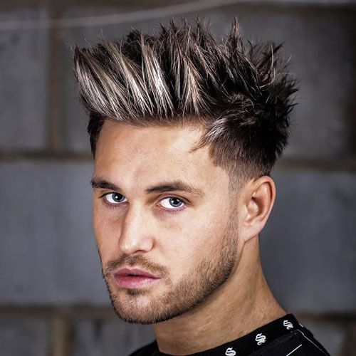 30 Popular 80s Hairstyles For Men 2021 Guide Mens Hairstyles Spiky Hair Hair Styles