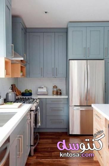 احدث مطابخ 2020 الوان مطابخ خشب 2019 اشكال مطابخ مودرن 2019 الوان مطابخ حديثة ألوان مطابخ 2019 K Home Depot Kitchen Kitchen Cabinet Design New Kitchen Cabinets