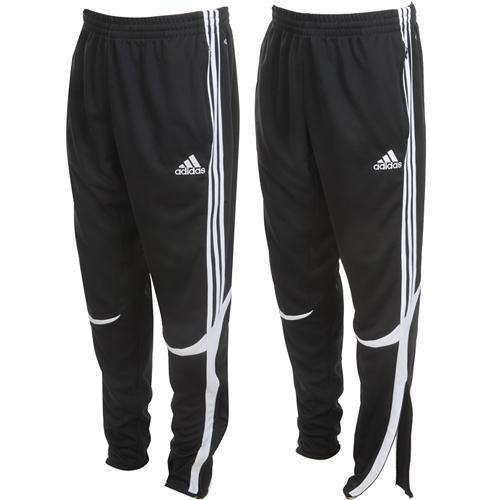 adidas soccer sweatpants skinny