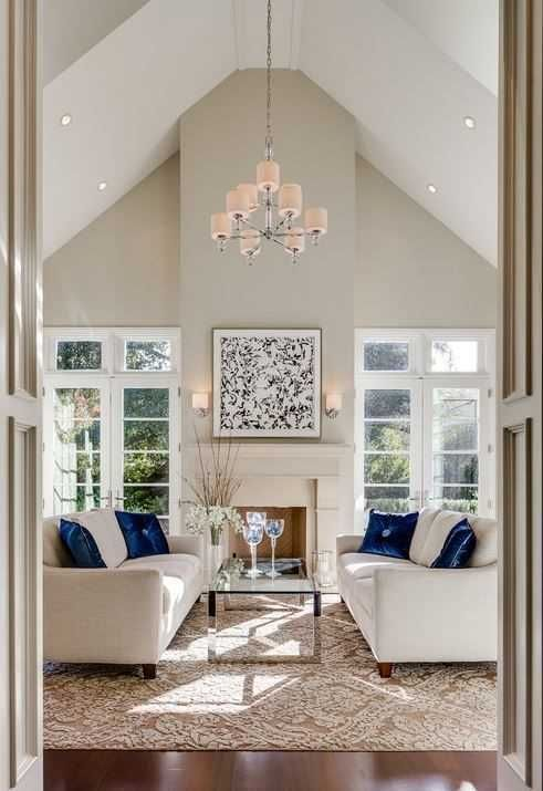 Small Living Room Layout Ideas For When You Have Too Many Windows And Doors Beige Living Rooms Paint Colors For Living Room Tan Living Room