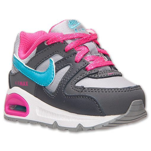 Girls Toddler Nike Air Max Command Running Shoes