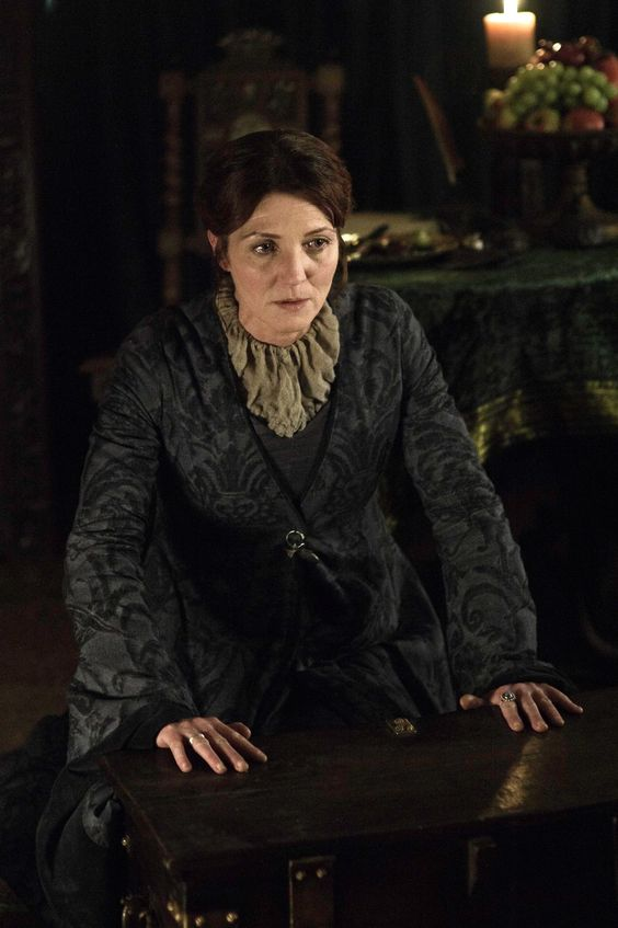 Catelyn Tully (Michelle Fairley)