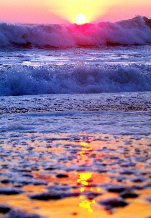 L'océan ...