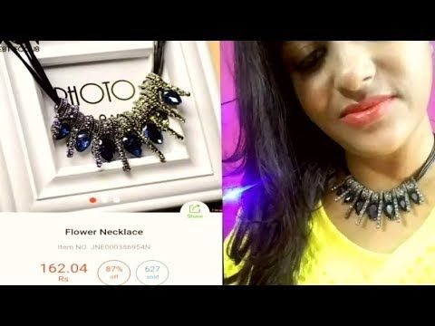 Pin By Anindita Ghosh On Jewellery Haul Videos Jewelry