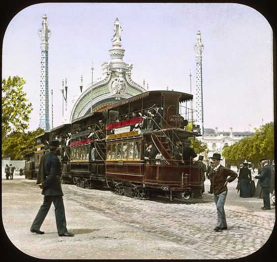 1900 Paris, Exposition Universelle