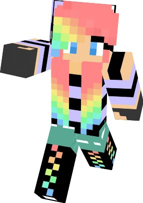 Hi Guys This Is A Animation Of My New Skin DJCloudy Minecraft Pinterest Skins