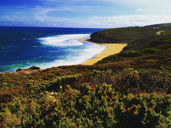 Que placer verte otra vez! #bellsbeach #australia by agus_diorio http://ift.tt/1KnoFsa