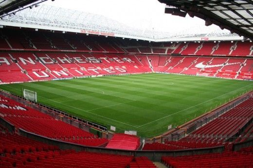 Manchester United Old Trafford Museum And Stadium Tour For Two Stadium Tours F Manchester United Football Club Manchester United Old Trafford Manchester United Football