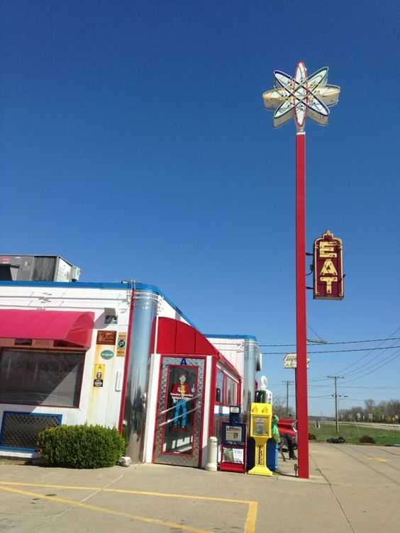 Columbia (MO) United States  City new picture : Columbia, MO, United States | Como | Pinterest | Diners, Columbia ...