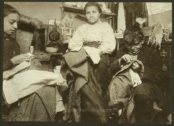 Image result for tenement housing mother