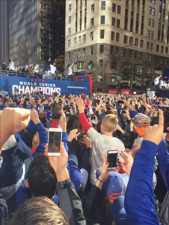 Chicago Cubs Parade