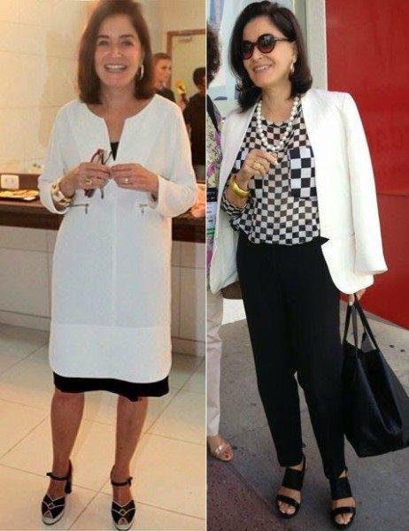 Outras sugestões de trajes para você que chegou aos 50 e mais | 50 e Mais