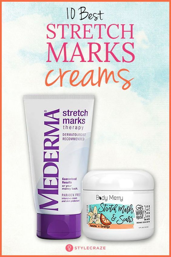 The 15 Best Stretch Mark Creams Of 2020 Best Stretch Mark Creams