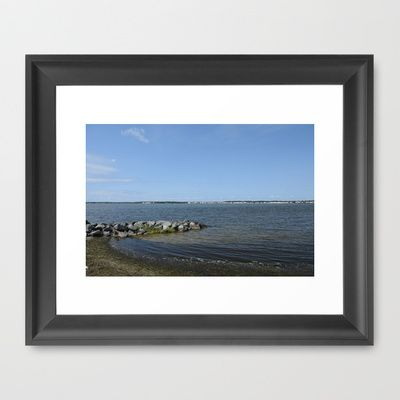 Ocean City, Maryland Series - Bayside by Sarah Shanely Photography $31.00