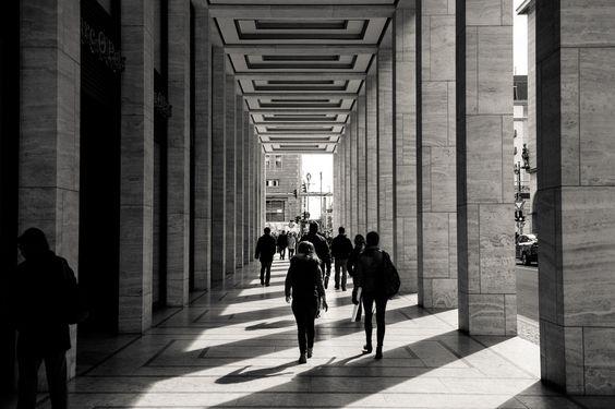 Friedrichstrasse Walk (CC BY-NC-ND)