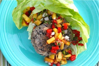 Bean burger, White beans and Burgers on Pinterest