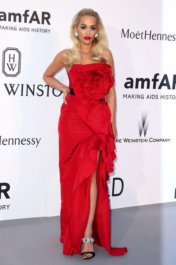 amfAR Celebrates Cinema Against AIDS Gala  - HarpersBAZAAR.com