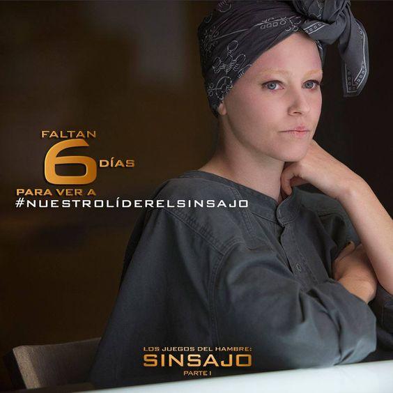 Sinsajo/ Effie