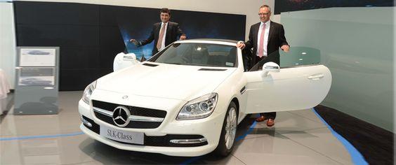 Mercedes-Benz launches new dealership in Bhopal.  #MercedesBenz