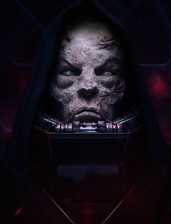 Vader the Emperor., Maciej Drabik on ArtStation at https://www.artstation.com/artwork/vader-the-emperor
