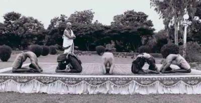 Ashtanga Vinyasa Krama Yoga Research....... at Home : REVIEW: Breath of God, Documentary on T. Krishnamacharya