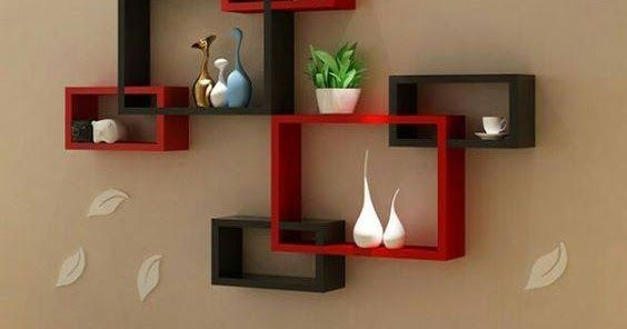 The Newest Catalog Of Corner Wall Shelves Designs For Modern Home Interior Wall Decoration 2019 Latest Tr Wall Shelves Design Shelf Design Wooden Wall Shelves