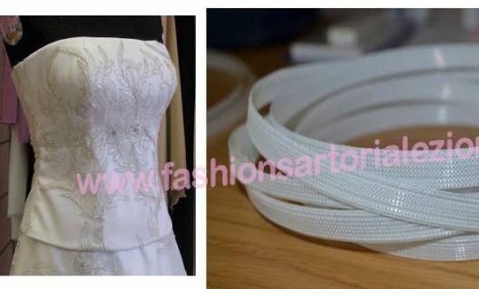 come creare modello del corsetto steccato