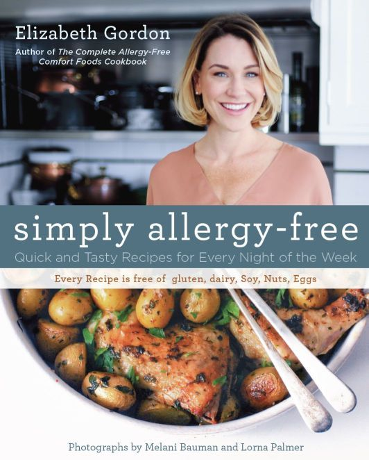 Win a copy of Simply Allergy-Free by Elizabeth Gordon