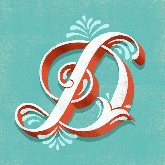 Typographie #10 : Un caractère créatif !