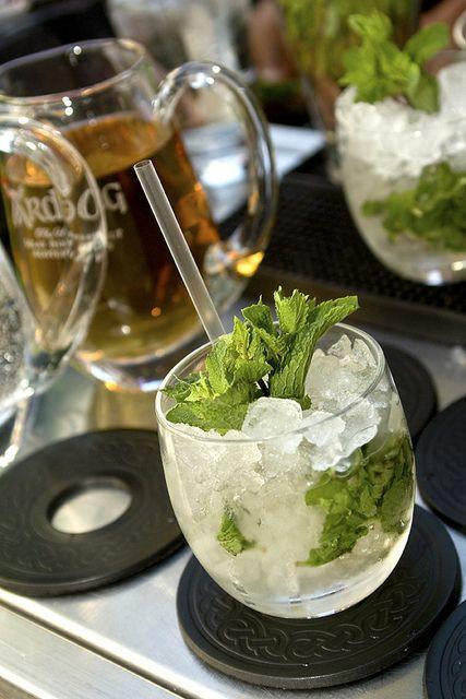 Smokito met Ardbeg single malt whisky